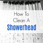 Vinegar To Clean A Showerhead