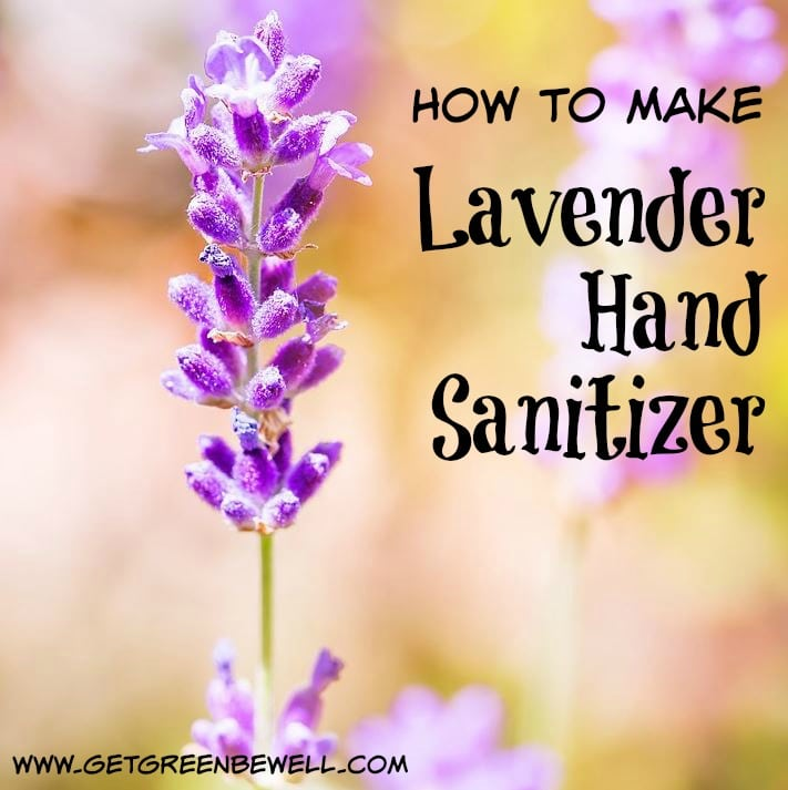 How To Make Your Own Antibacterial Hand Sanitizer