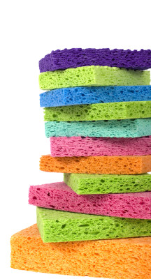 Smart Swap For Sponges Without Triclosan