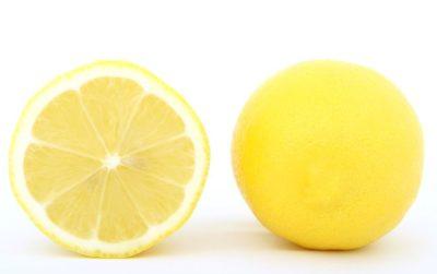 One Lemon: Use it Three Ways