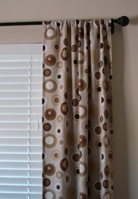 dust mite curtains