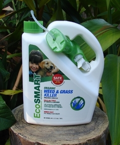 EcoSmart Weed and Grass Killer Review - Get Green Be Well