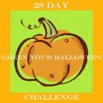Green Your Halloween – Day 11 – Vegan Pumpkin Chocolate Chip Cupcakes