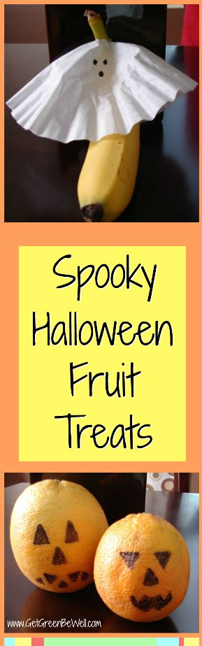 Green Your Halloween – Day 5 – Spooky Fruit