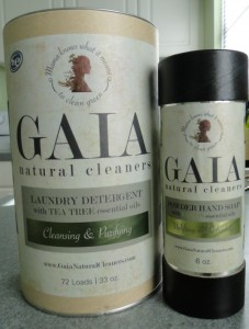 GAIA cleaners