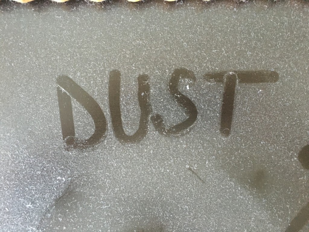 8 Places Dust Mites Can Hide