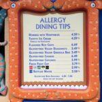 Allergy-Friendly Foods at Walt Disney World at The Gardens Kiosk