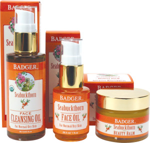 Badger Seabuckthorn Collection