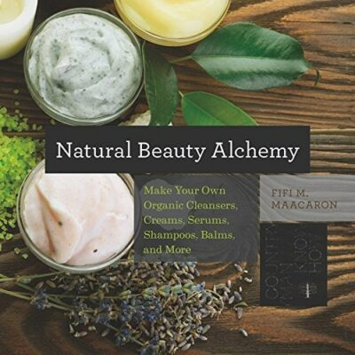 DIY Anti-Aging Eye Balm Recipe + Natural Beauty Alchemy Review