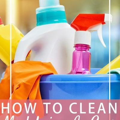 How To Clean Mold in A Car