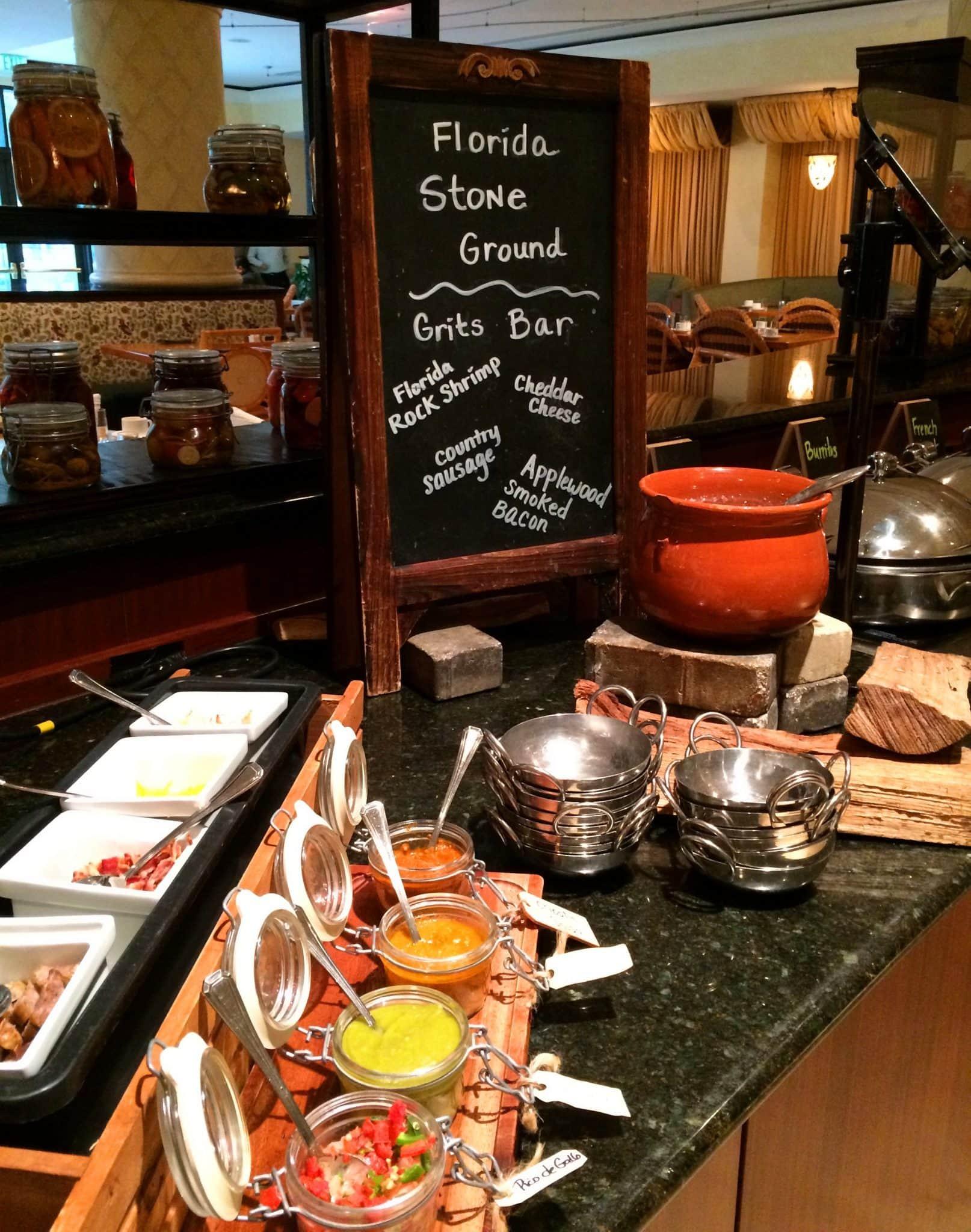 Awesome Trevis Breakfast Buffet Omni Orlando Resort At Home Interior And Landscaping Mentranervesignezvosmurscom