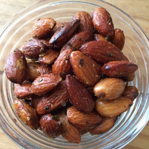 Chef Melissa Kelly's Rosemary Almonds Recipe
