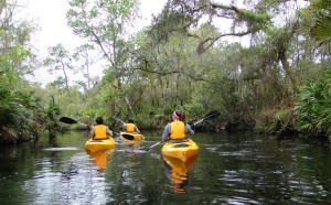 The Paddling Center at Shingle Creek in Kissimmee, Florida