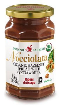 Nocciolata is a Smart Swap for Nutella