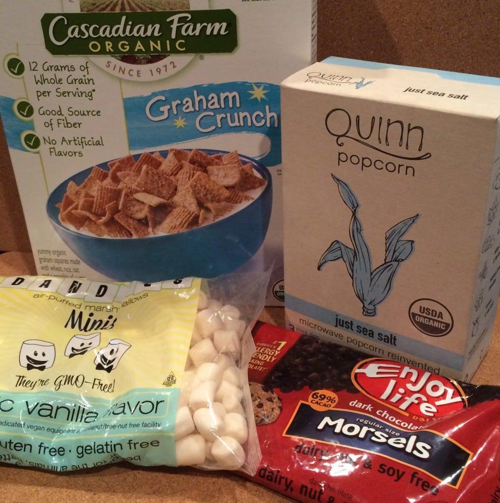 smores popcorn ingredients quinn popcorn organic