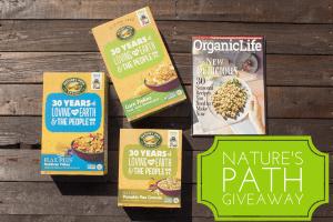 Nature's Path 30th Anniversary Giveaway + Free Magazine + Icebox No Bake Cake Recipe