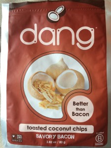 Taste Test Review: DANG Coconut Chips – Better Than Bacon?!?