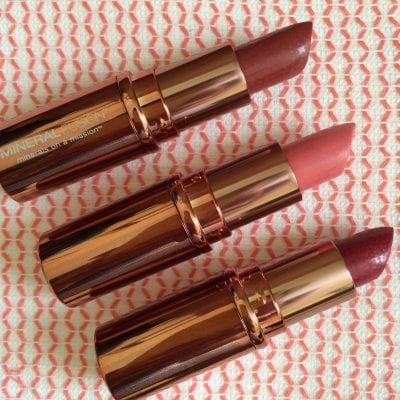 Mineral Fusion Lipsticks and Nail Polish: My New Favorite Beauty Finds