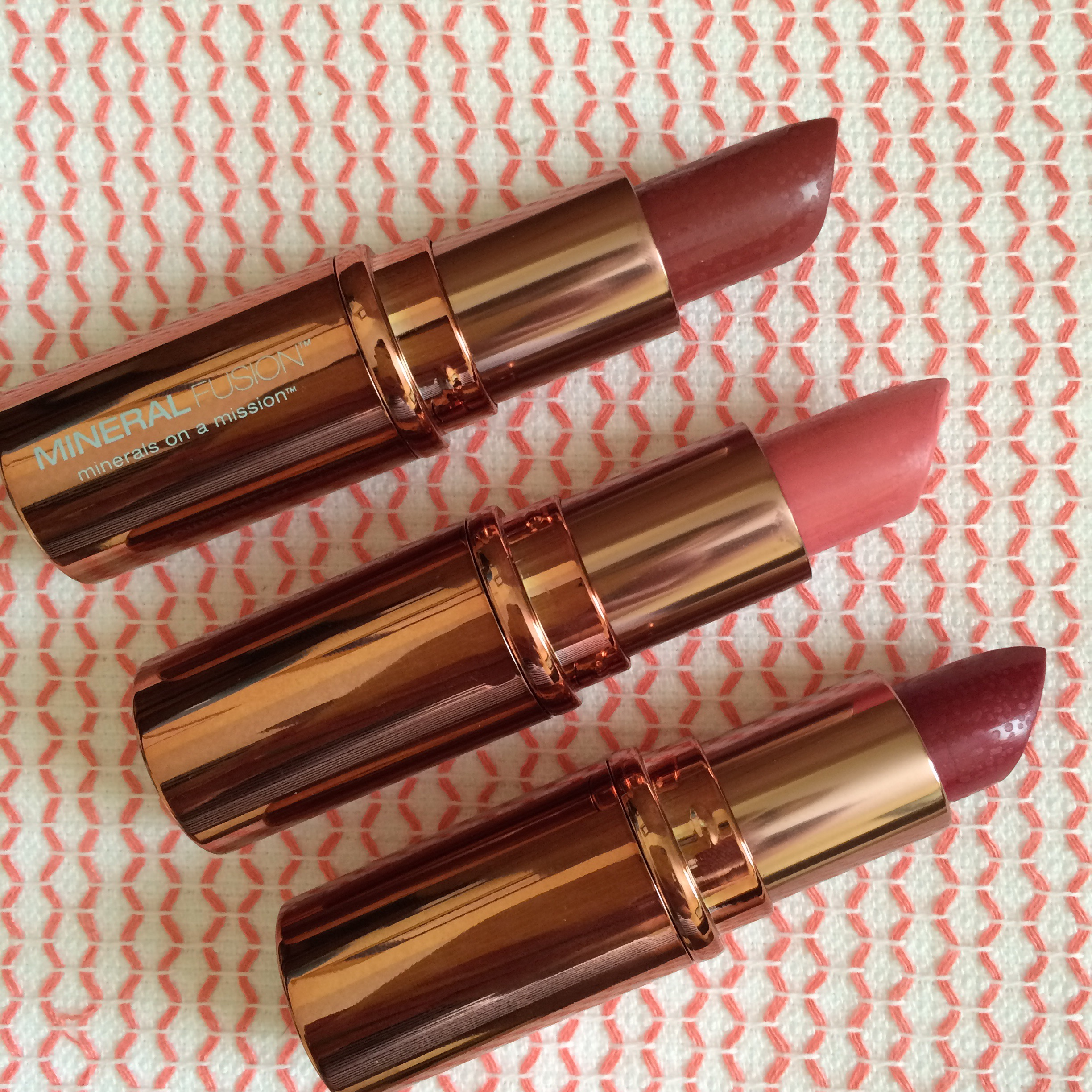 Mineral Fusion Lipsticks and Nailpolishes: My New Favorite Beauty ...