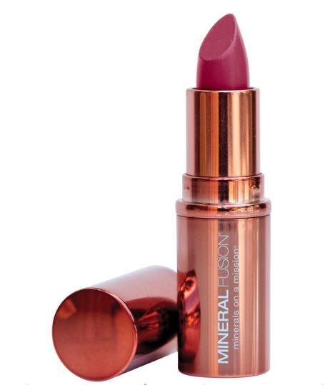 Ruby Mineral Fusion Lipstick