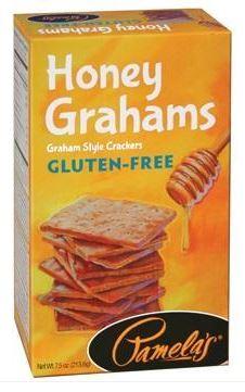 Pamelas Honey Grahams