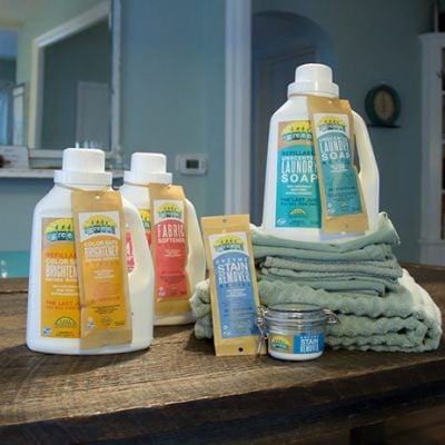 My Green Fills: Non-Toxic Laundry Wash Review