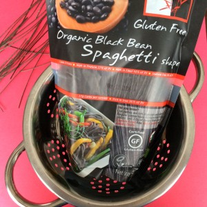 Taste Test Review: Organic Black Bean Pasta