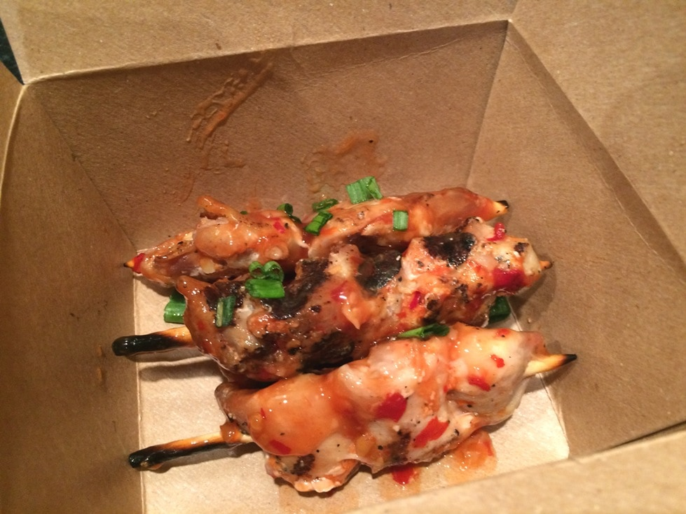 Whole Foods Chicken Skewers