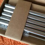 Stainless Steel Straws: Modern, Fun & A Conversation Starter!