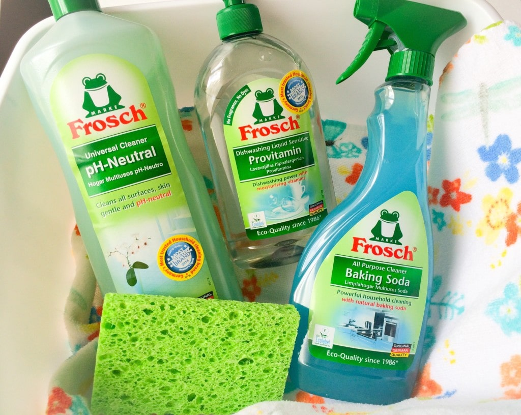 Frosch Green Cleaners – Made in Germany So You Know It's Good!