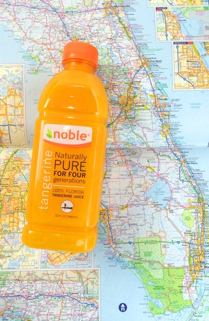 Noble Tangerine Juice from Florida