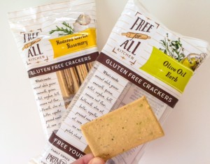 Best Gluten Free Crackers I've Ever Tasted: Free For All Kitchen