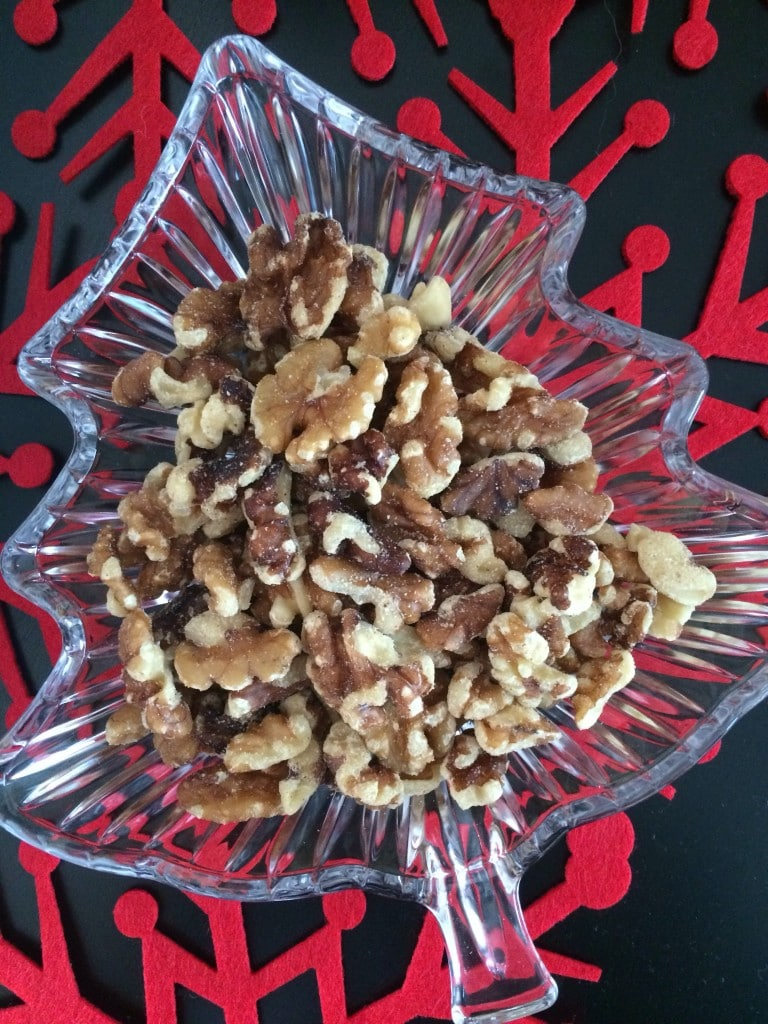 Walnuts in Candy Dish