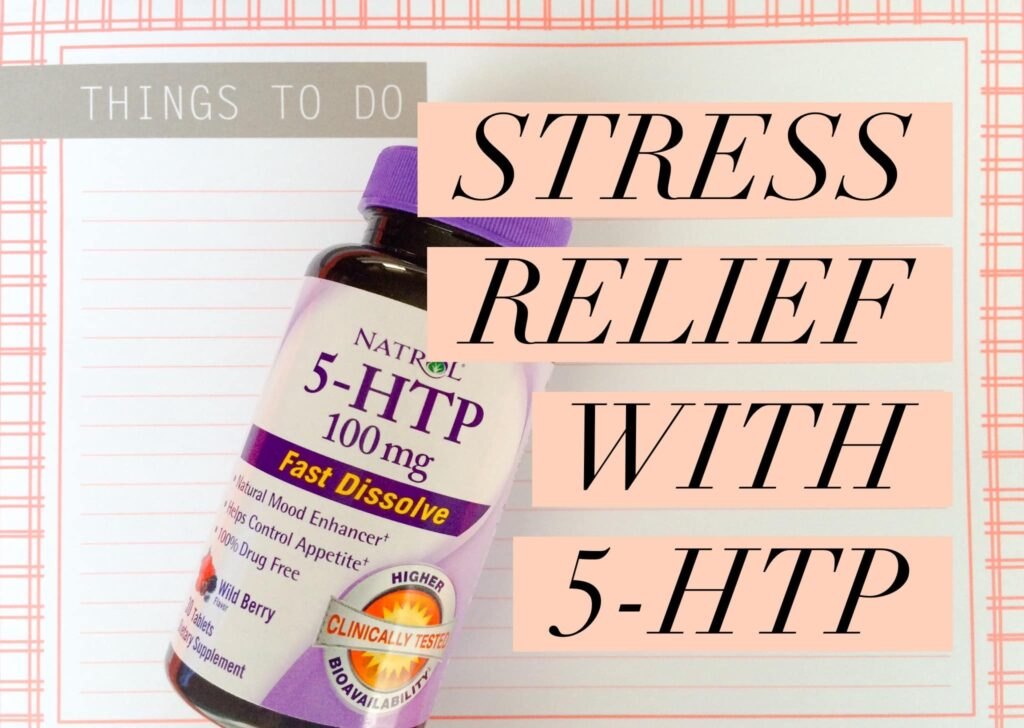 Alternative Stress Relief with 5-HTP