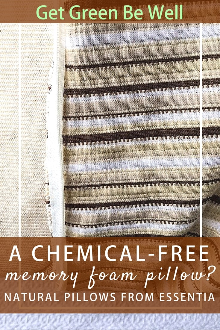 Chemical Free Memory Foam