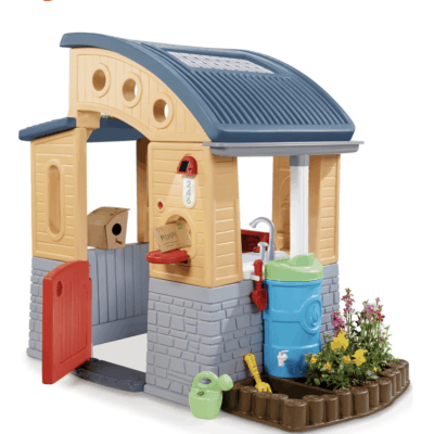 Our Little Tikes Go Green! Playhouse