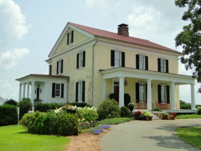 Tour of P. Allen Smith's Garden Home and Moss Mountain Farm