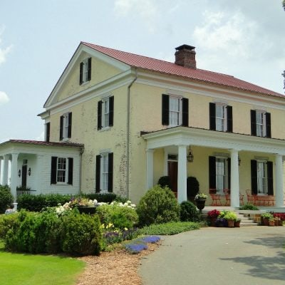 Tour P. Allen Smith's Garden Home and Moss Mountain Farm