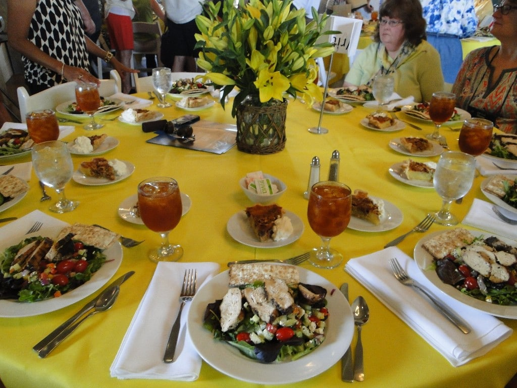 P. Allen Smith Lunch Tour at Moss Mountain Farm Arkansas