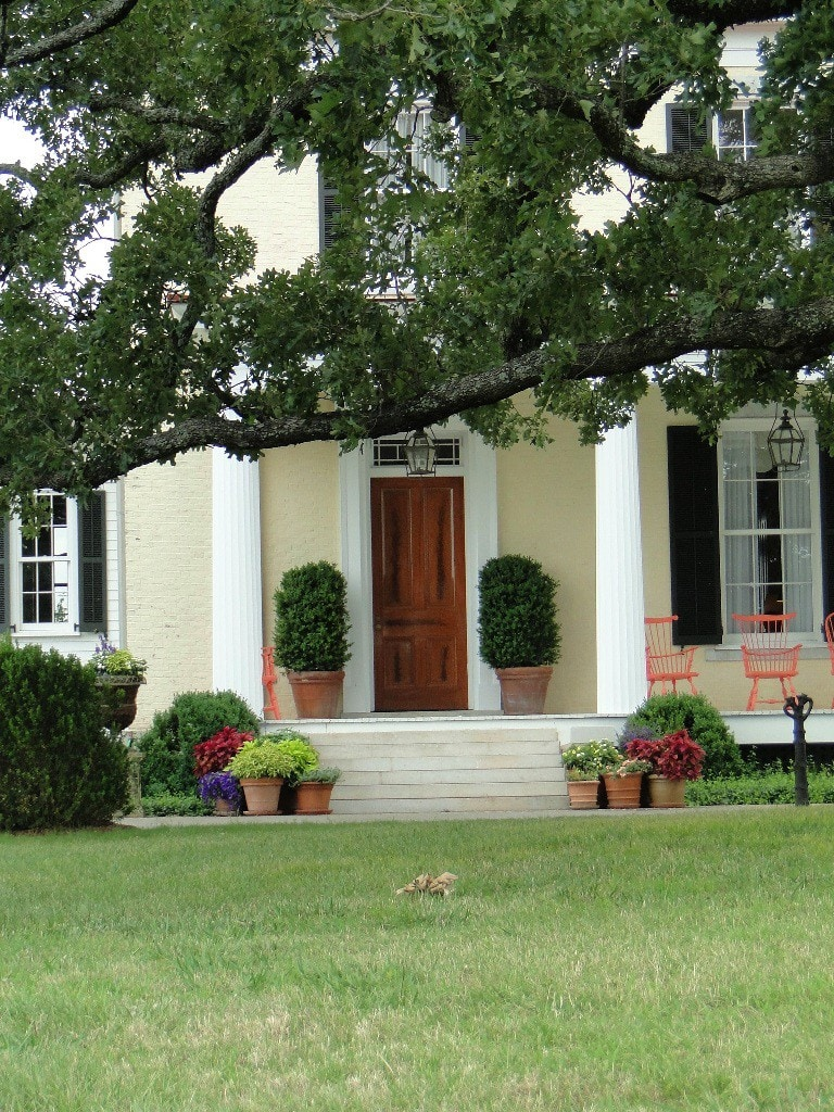 Tour Of P Allen Smith 39 S Garden Home And Moss Mountain