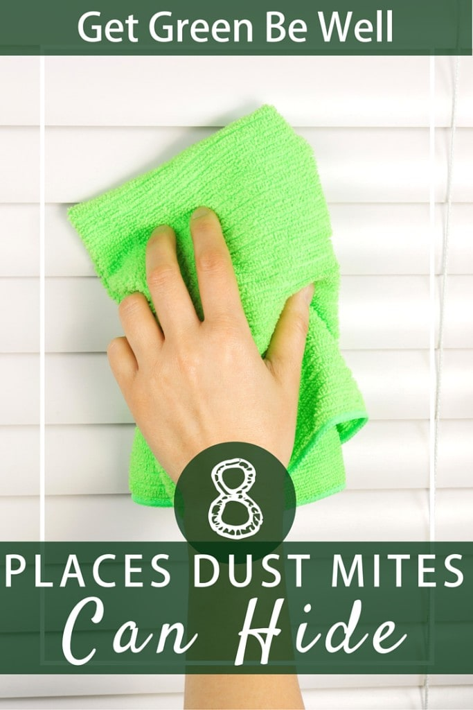 Surprising Places That Dust Mites Can Hide in Your Home and Cause Allergies