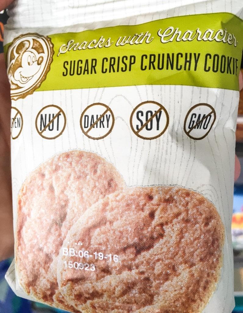 Allergy Friendly Sugar Cookies Enjoy Life Disney World Theme Park Character