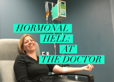 Hormonal Hell: My First Doctor Visit