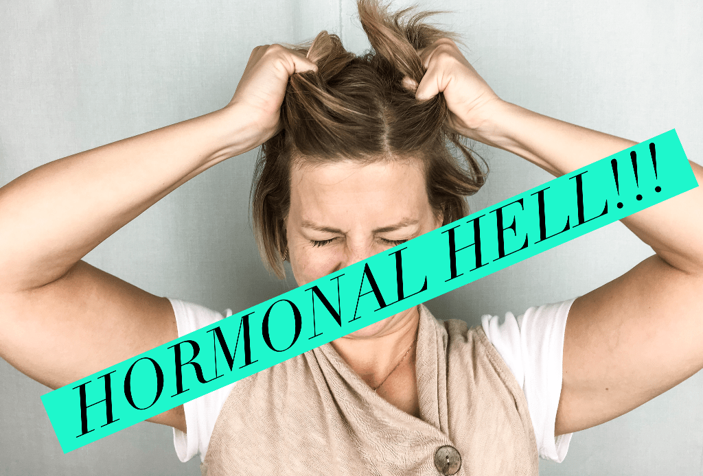 Hormonal Hell Hormones Replacement Therapy