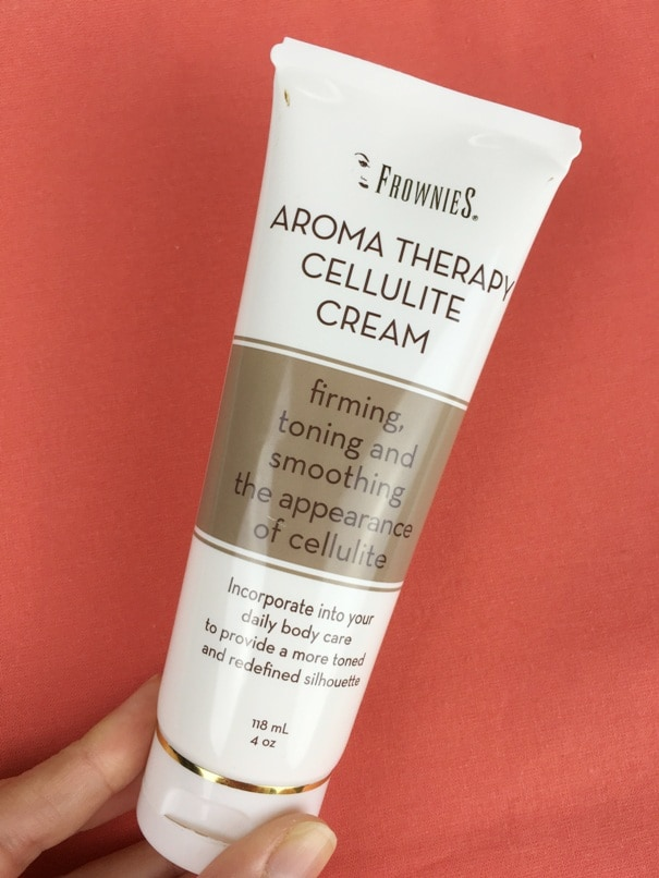Frownies Cellulite Cream