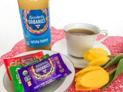 Heavenly Organics – Wild Raw Honey & Chocolate Covered Honey Candies