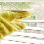 Easiest Way to Clean Blinds? E-Cloth Dusting Glove