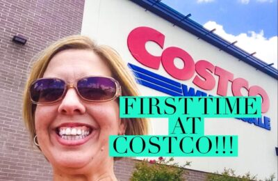 First Time Shopping at Costco