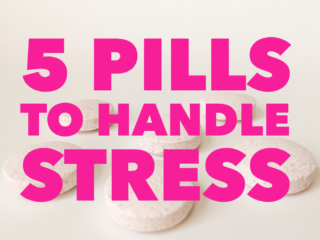 stress reducing tablets