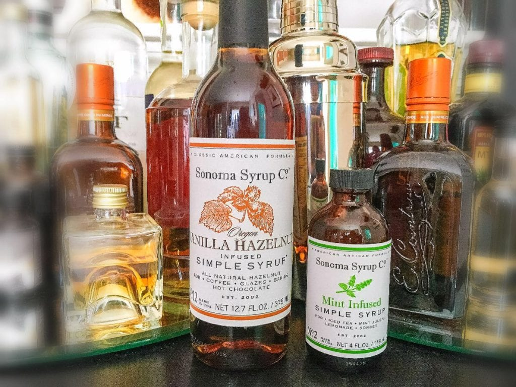 All Natural Beverage Mix Ins from Sonoma Syrup